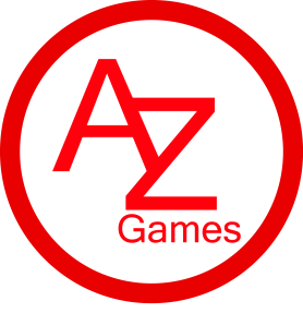 AZGamesLogo2 (Para Samu)
