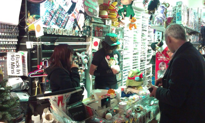 Tokyo Toys caja