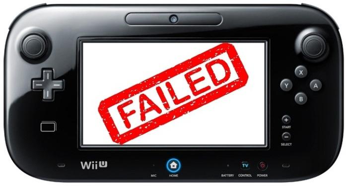 Wii-U-fail