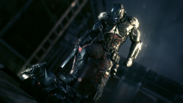 Batman ArkhamKnight villano