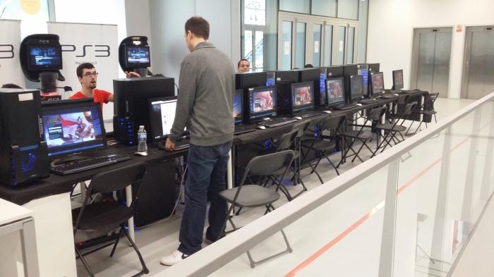 Aquí se vivieron manqueos épicos al League of Legends y Counter Strike.