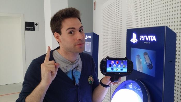 Javi Capitán PS Vita