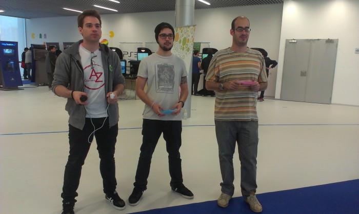 @Samsks revalidó su titulo de campeón de Mario Kart de la redacción de AZ Games.