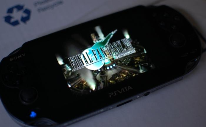 FF 7 Vita