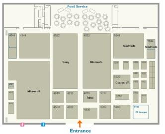 Nintendo-E3-2014-stand