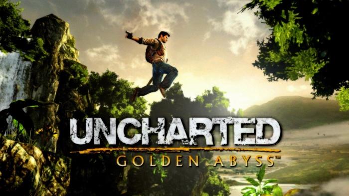 Uncharted abismo de oro