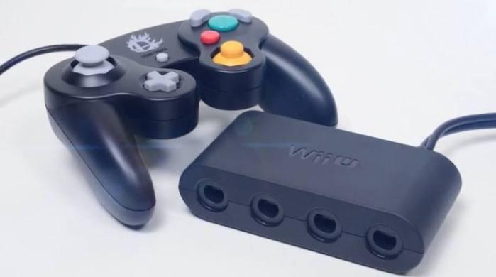 Gamecube adaptator