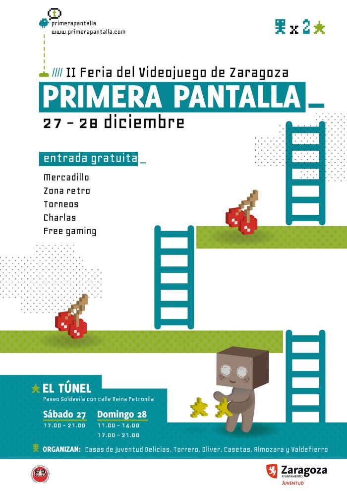 Cartel Primera Pantalla 2014