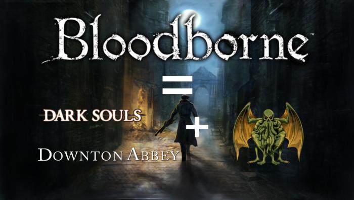 Bloodborne chop