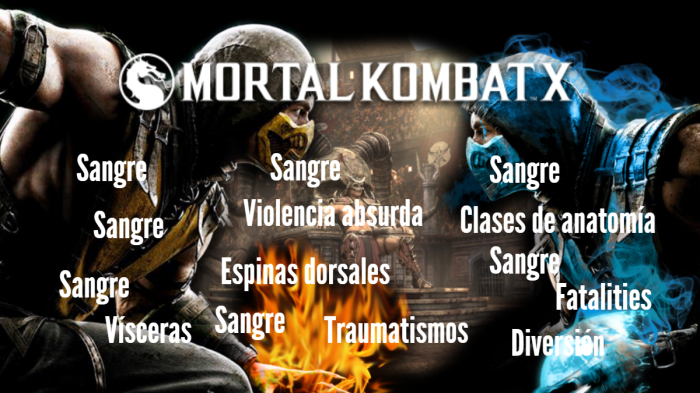 Mortal Kombat X chop