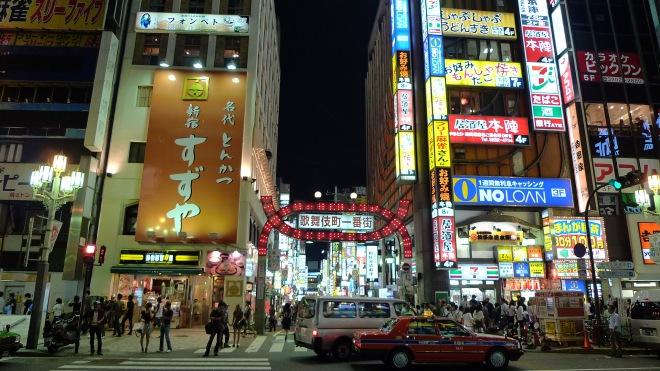Kabukicho, el barrio de Tokyo que sirve de modelo para Kamurocho en todos los Yakuza.